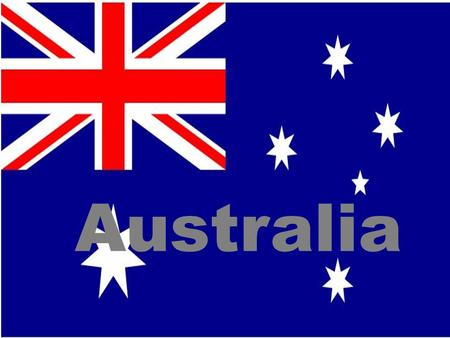 Australia INTRODUCTION Australia's landmass is 7,617,930 square kilometres surrounded by the Indian and Pacific oceans and separated from Asia by the.