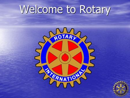 Welcome to Rotary. Northville, Michigan District 6400.