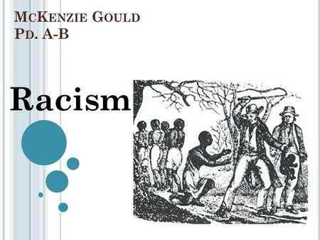good thesis for racism essay Racism essay writing guide good topics for racism essays essay about racism in schools rampant racism is experienced in school in all forms: call-naming.
