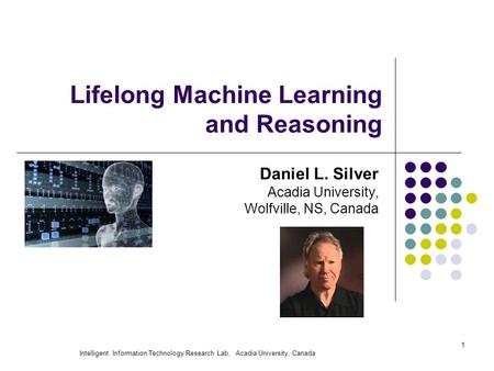 Lifelong Machine Learning and Reasoning