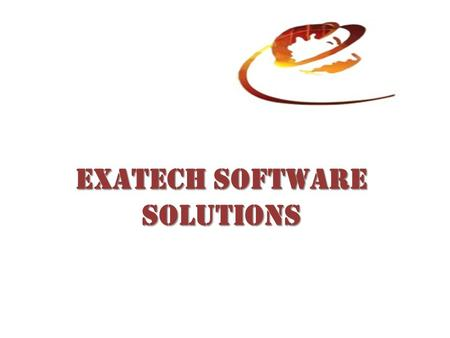 EXATECH SOFTWARE SOLUTIONS. Recruitment and Selection Process Identify Vacancy Prepare Job Description and person Specification Advertising the Vacancy.