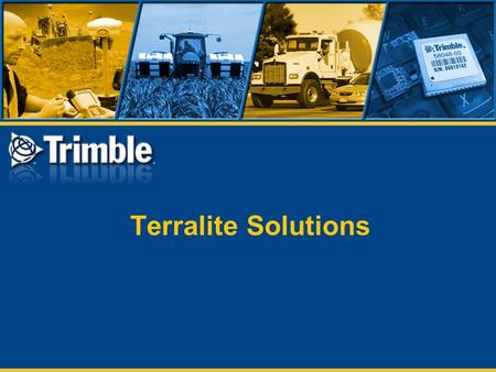 Terralite Solutions.  TCP/IP setting for communications  Subscription  Unicast  Multicast  UDP  Communications troubleshooting.