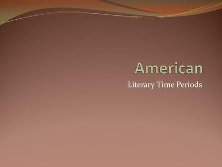 literary analysis of american literature This is a selection of facts for literary analysis on native american literature they will give a piece of core data to build your paper upon and make it great.
