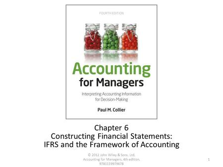 accounting for managers project financial statements Merging project and corporate accounting is it impossible maybe tweet conference paper cost control 2009 project impacts on the three financial statements the project manager usually affects the same headings/categories on the financial statements during every project.