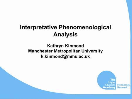 mmu journal psychology dissertations uk