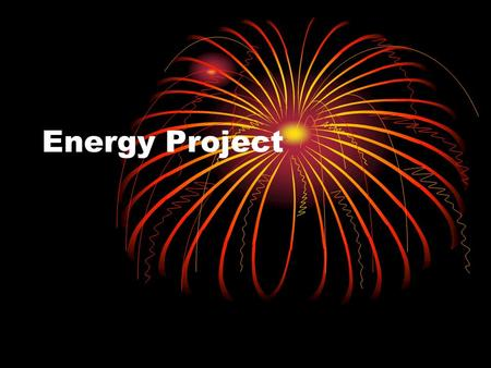 Energy Project. Museum Visit Activity 1 Visit the Avalanche, Inclined plane, Newton's Cradle interactive exhibits and perform the following three tasks: