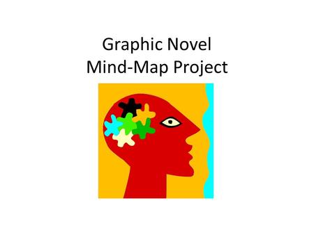 Graphic Novel Mind-Map Project