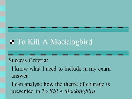 to kill a mockingbird 5 paragraph essay on courage