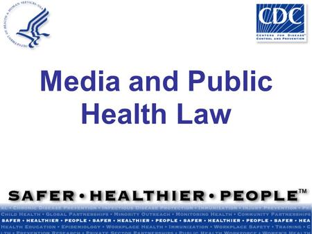 Media and Public Health Law. Law of Defamation Defamation –Exposes an individual or an organization to hatred or contempt. –Lowers an individual in the.