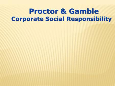 proctor and gamble organizational behavior and design Start studying mgmt 310 ch 7 - organizational design learn vocabulary, terms, and more with flashcards, games, and other study tools  proctor and gamble most .