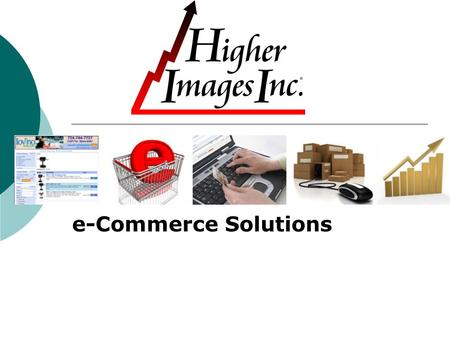 E-Commerce Solutions. What is e-Commerce  Simply put, e-commerce is the online transaction of business, featuring linked computer systems of the vendor,