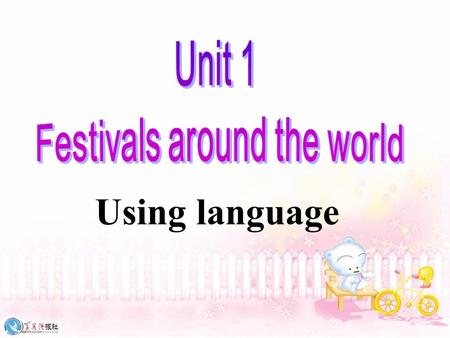 Using language. Qiqiao Festival Valentine's Day on the seventh day of the seventh lunar month on Feb. 14th Western festivalChinese festival.