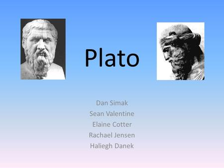 descartes and plato essay