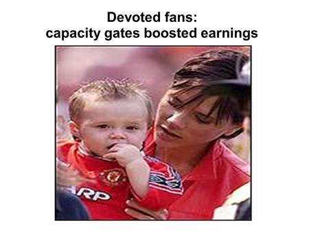 Devoted fans: capacity gates boosted earnings. Manchester United's profits soar The world's most valuable football club, Manchester United, has restaked.