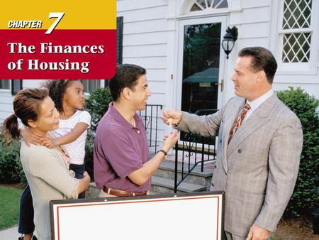0 Personal Finance Unit 2 Chapter 7 © 2007 Glencoe/McGraw-Hill.