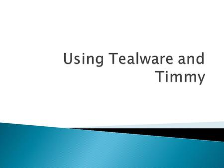 Whether you are on or off campus, using a PC, Mac or mobile device, you can access UNCW software (including Microsoft Office) through TealWare in the.
