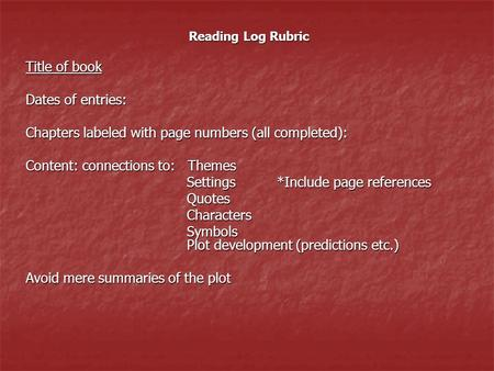 Chapters labeled with page numbers (all completed):