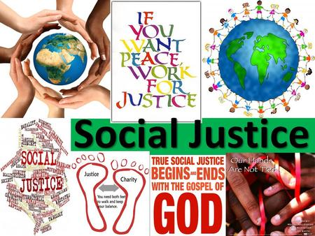 Social Justice. DIFFERENT TYPES OF JUSTICE COMMUTATIVE: The relationship of one individual to another individual  Pertains to contractual relationships.