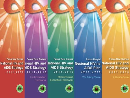 The National HIV and AIDS Strategy is the overarching framework for everyone at all levels to guide and drive the expanded response to HIV, AIDS and STI's.