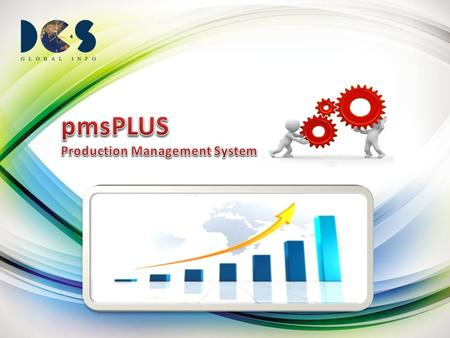 pmsPLUS Production Management System