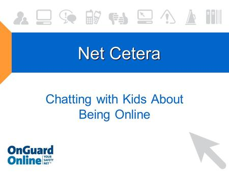 Net Cetera Chatting with Kids About Being Online.