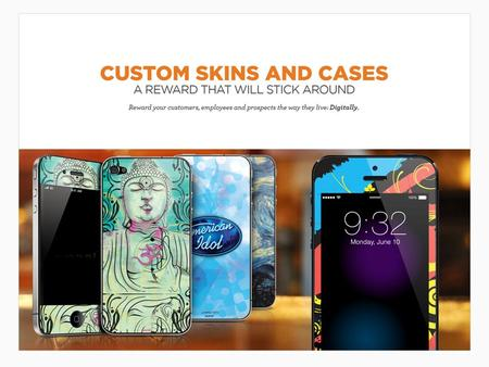 Custom Skins & Cases When it comes to showing off personality, Custom Skins and Cases are the modern choice. These high-quality vinyl adhesive covers.