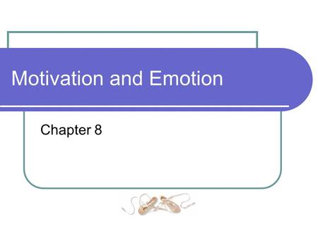 ap psychology chapter 8 emotion and motivation relationship