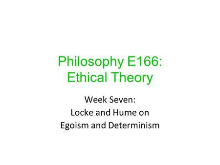 Intro to Ethics: Seven Threats to Ethics