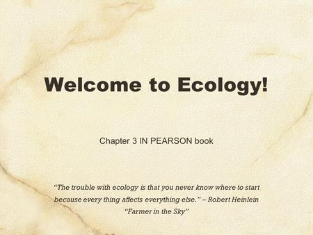Chapter 3 IN PEARSON book