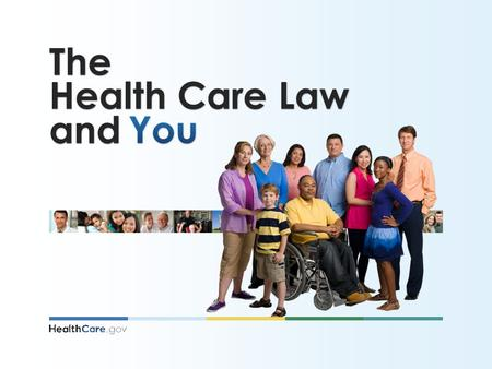 The Health Care Law and. Insurance companies could take advantage of you and discriminate against up to 129 million Americans with pre- existing conditions.