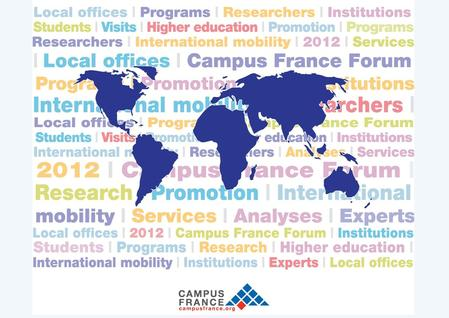 2 The French national Agency for the promotion of higher education, international student services and international mobility CampusFrance Doctoral studies.