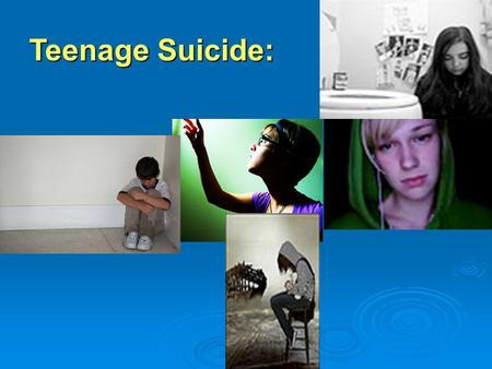 preventing teen suicide in the united states In the united states, the rate of teen suicide is lower, at 111 per 100,000 in  great  suicide prevention and education, therefore, are left to provinces,  territories,.