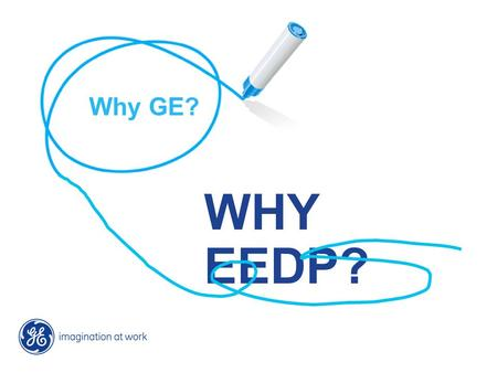 20050291-1 / 1 World-Class HR at GE Why GE? WHY EEDP?