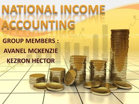 GROUP MEMBERS : AVANEL MCKENZIE KEZRON HECTOR. THE LIMITATIONS OF USING NATIONAL INCOME ACCOUNTS AS A MEASURE OF ECONOMIC WELL-BEING.