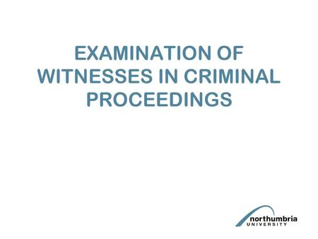 competence and compellability of witnesses essay Witnesses: competency, examination, and impeachment chapter 12 a witness competency a fact witness is someone who testifies as to what she saw or other-wise perceived about the events.