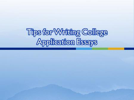  Begin well in advance, at least 4 weeks before the application is due.  Add another week for each essay you have to write, even if you plan to adapt.
