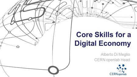 Core Skills for a Digital Economy