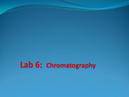 Chromatography can be used for liquid, solid and gaseous compounds whereas electrophoresis is generally carried out on liquid and solid compounds. In.