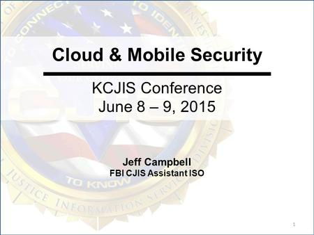 Cloud & Mobile Security