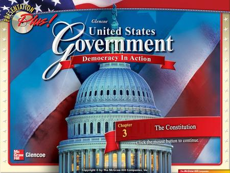 Splash Screen. Essential Question How do the specific parts of the Constitution work to create limited government and an effective democracy?