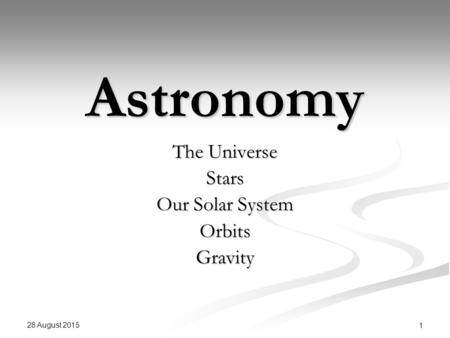 astronomy kdy7aa ppt download. Black Bedroom Furniture Sets. Home Design Ideas