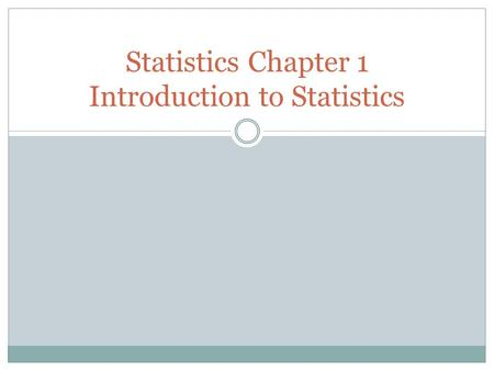 answer chapter 4 introduction to statistics Upon successful completion of this chapter, you will be able to:  introduction   our solution is to create a value for each student — a user id — that will act as a   this is important when the company wants to report consistent statistics about .