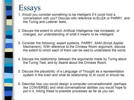 How do you reference an exam essay?