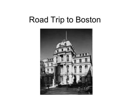 Road Trip to Boston. Toyota Prius PA to MA Back Bay Adventure The Back Bay is affluent Boston at its best, boasting landmarks like Copley Square, the.