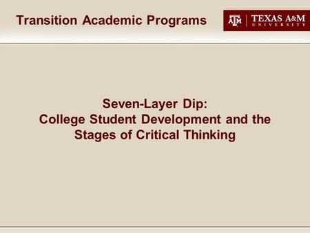 developing critical thinking in college programs Skills within the classroom at community college adn programs in nebraska nursing educators development of critical thinking in nursing students 16.