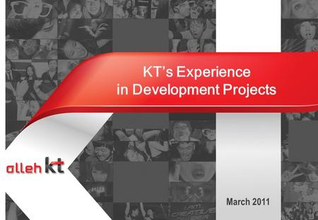 Contents KT Overview Case Study Closing Remarks Introduction