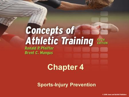 Chapter 4 Sports-Injury Prevention. 2 Types of Causative Factors 1.Intrinsic Factor – * 2.Extrinsic Factor – originating from the outside.