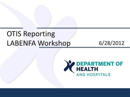 OTIS Reporting LABENFA Workshop 6/28/2012. Reporting Requirements  Initial report due within 24 hours of Discovery  Discovered date, Accused/Allegation.