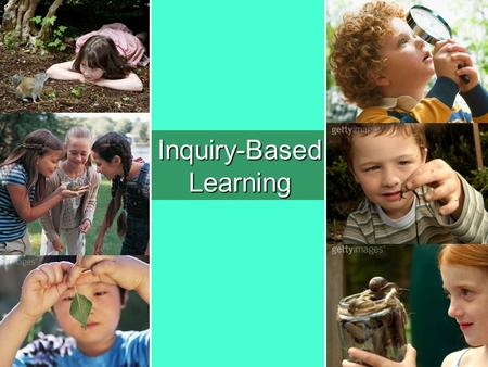 Inquiry-Based Learning. Benefits of inquiry based learning Inquiry-based instruction is a student-centered and teacher-guided instructional approach that.