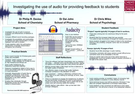 "Practical Details Built in sound recorder for Windows gives awful quality and unsuitable. ""Audacity"" clearly superior to other sound recorders. Freely."